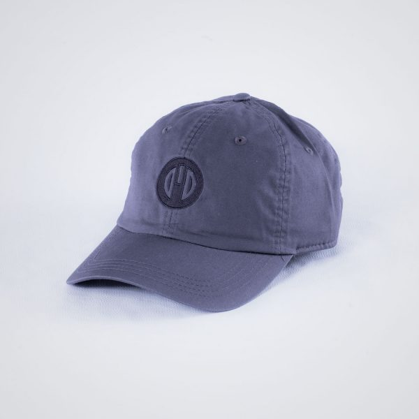 Reload Foundation grey cap, dark grey logo