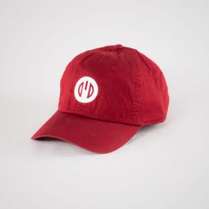 Reload Foundation red cap, white logo